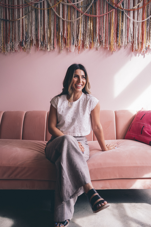 Veronica Gonzalez of Yo Si Valgo