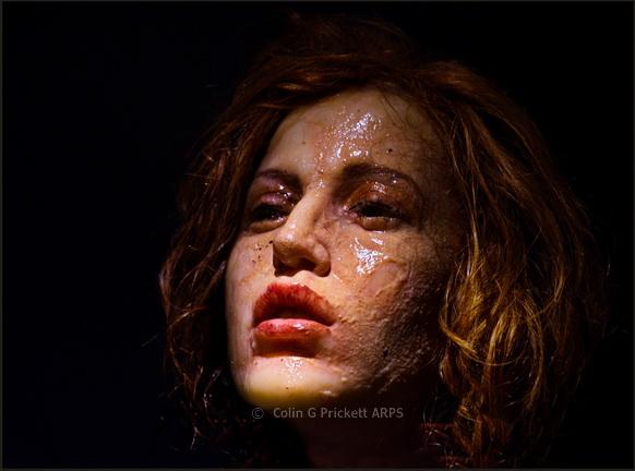 FG009 - a haunting portrait