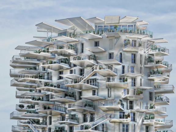 FG014* - a new architectural landmark in Montpellier