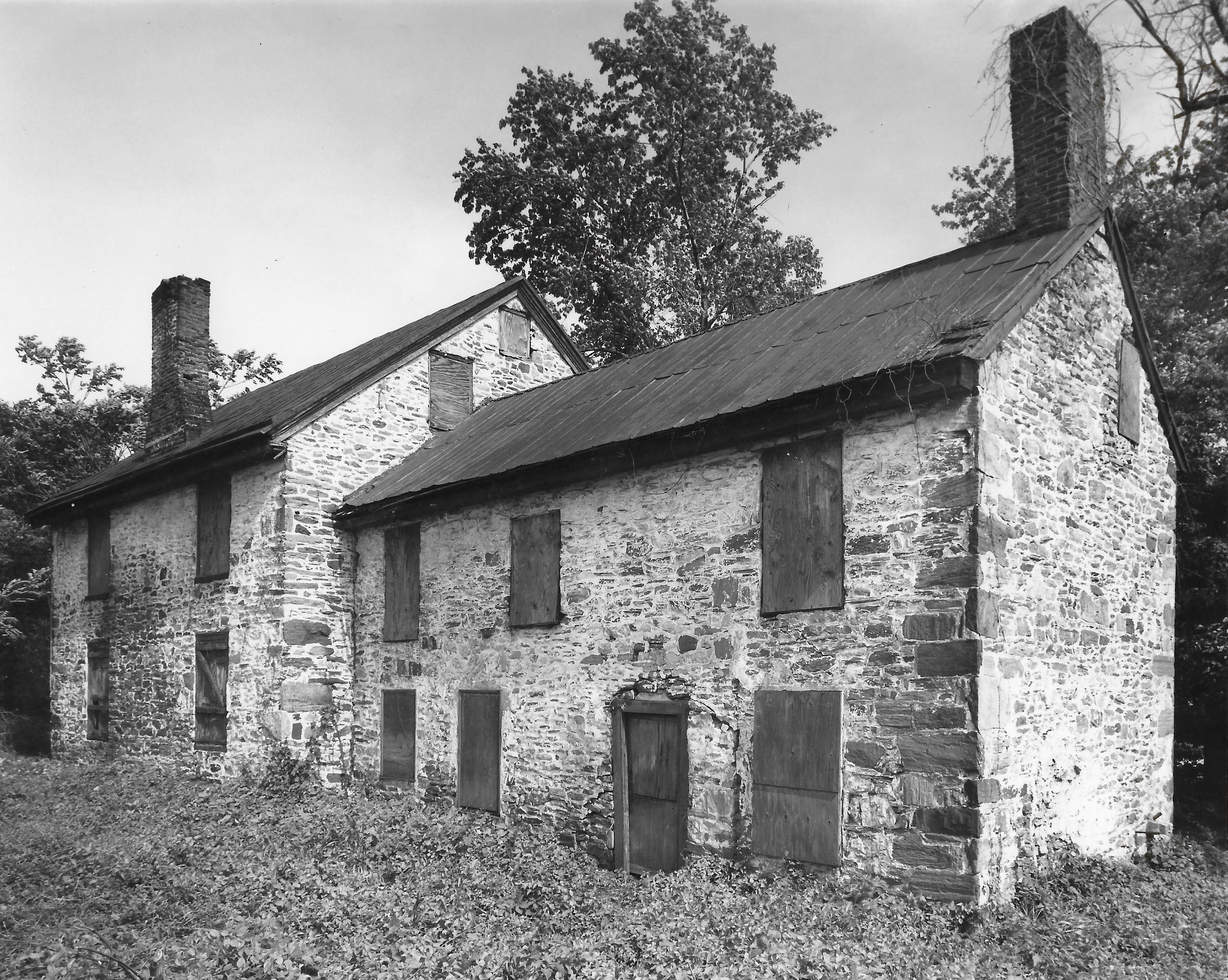 Millers House - Back of Building - Riverbend - Photo 5.JPG