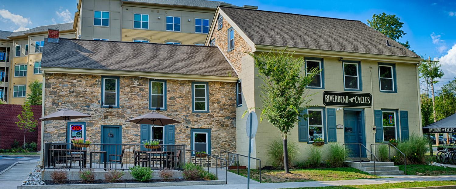 Millers House - Front of Building - Open - Spring 2017 - Riverbend - Photo 7.JPG