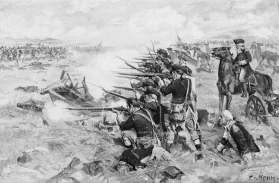 Battle of Brandywine - Men on Battlefield.JPG