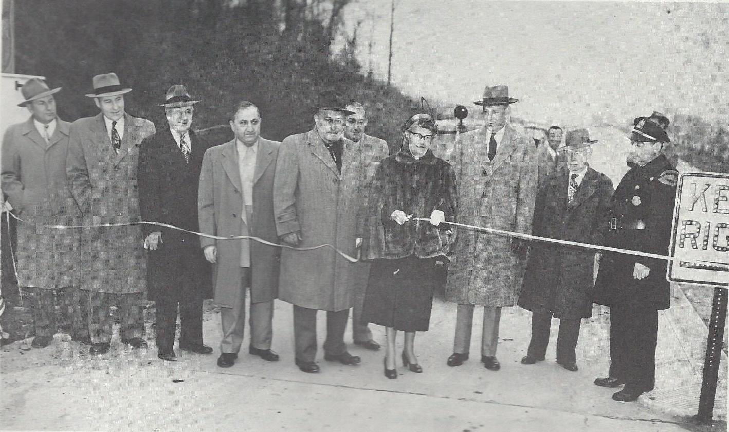 More Than The Curve - Ribbon Cutting - December 8 1952.JPG