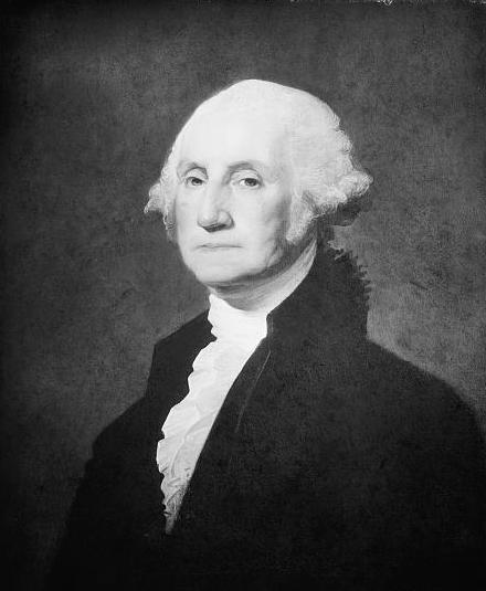George Washington - Library of Congress - Carroll Portrait - Gilbert Stuart Painting.JPG