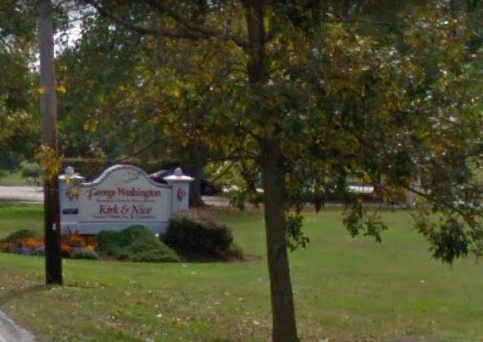 George Washington Memorial Park - Signage.JPG