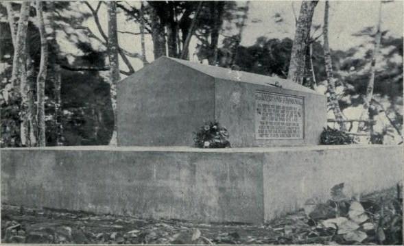 Robert Louis Stevenson Gravesite.JPG