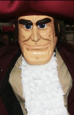 Colonial Mascot.JPG