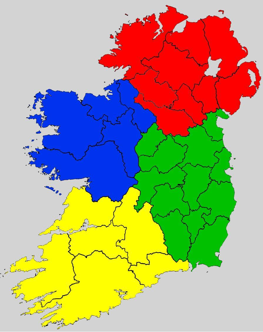 Ireland - Four Provinces.JPG