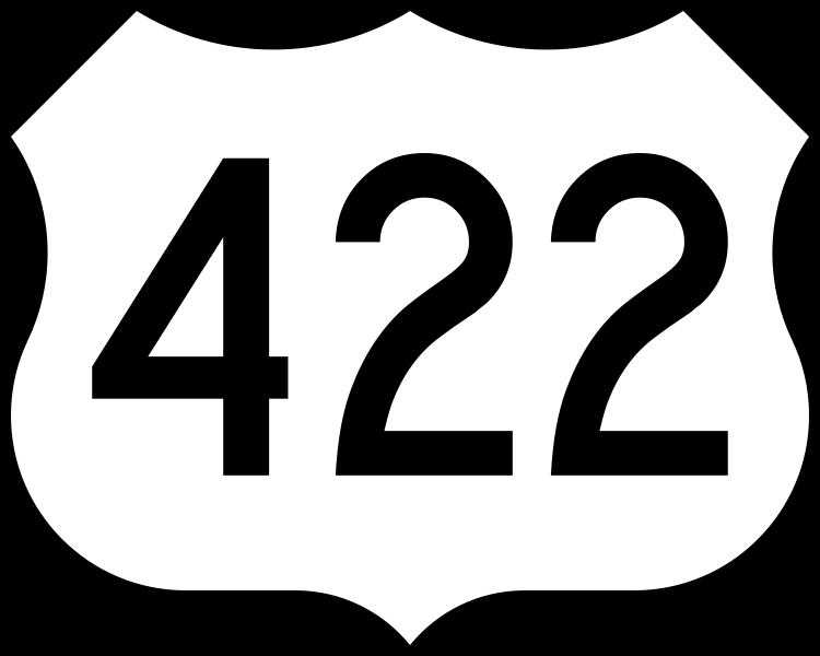 Route 422 Signage.JPG