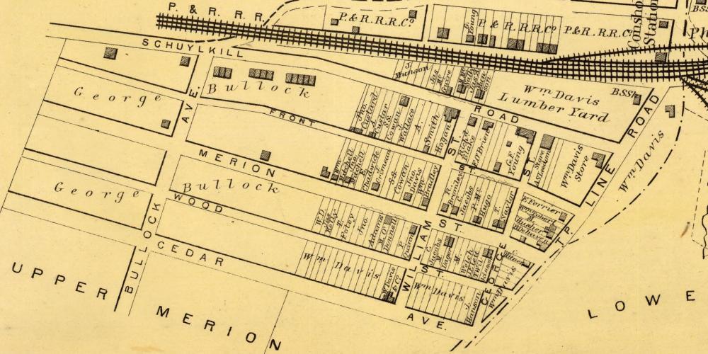 West Conshohocken Map - 1871.JPG