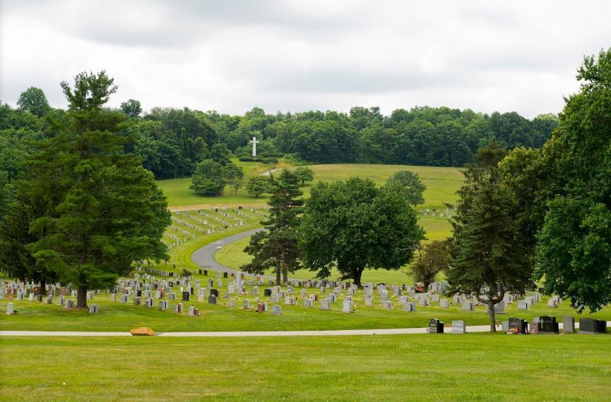 Calvary Cemetery - 2012.JPG