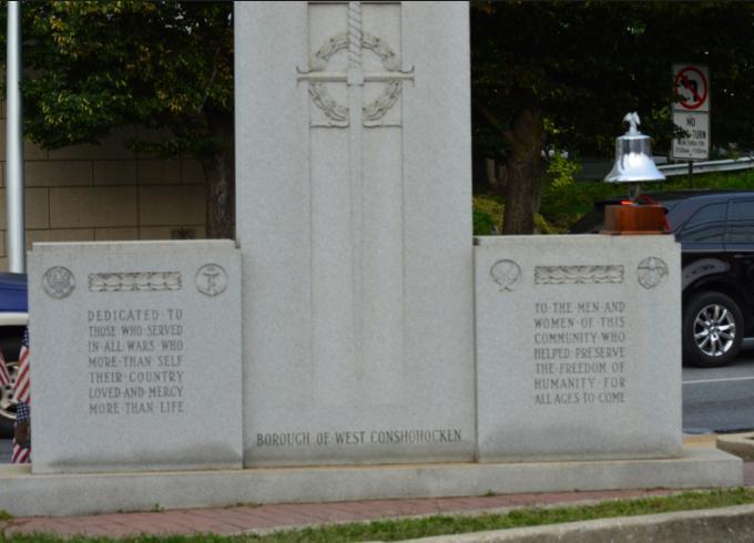West Conshohocken Veterans Memorial.JPG