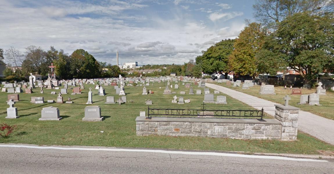 St Benedict Cemetery.JPG