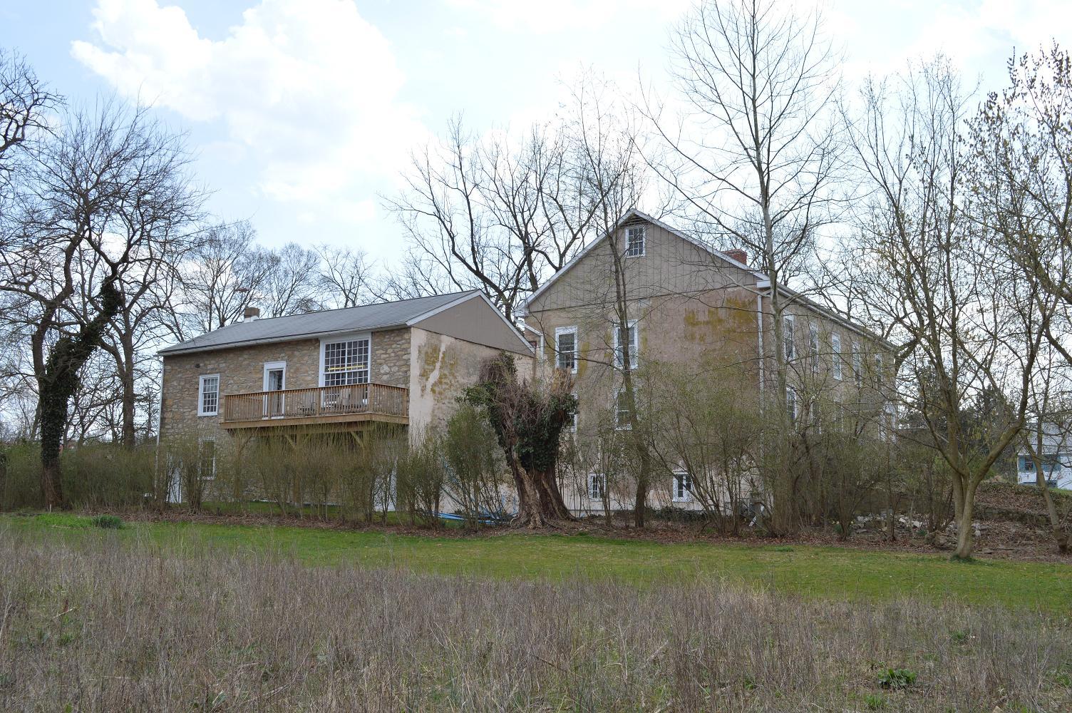 Abolition Hall left Barn right - 2018.JPG