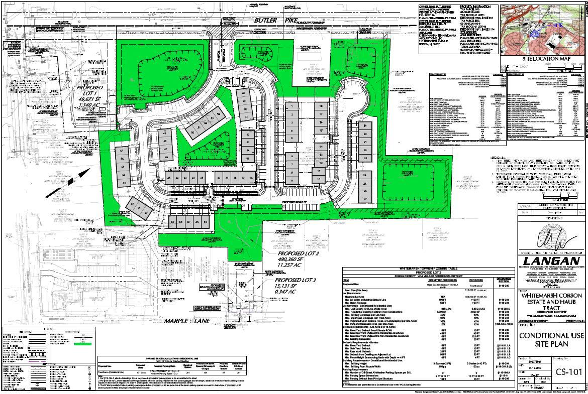 The Villages At Whitemarsh - Conditional Use Site Plan.JPG