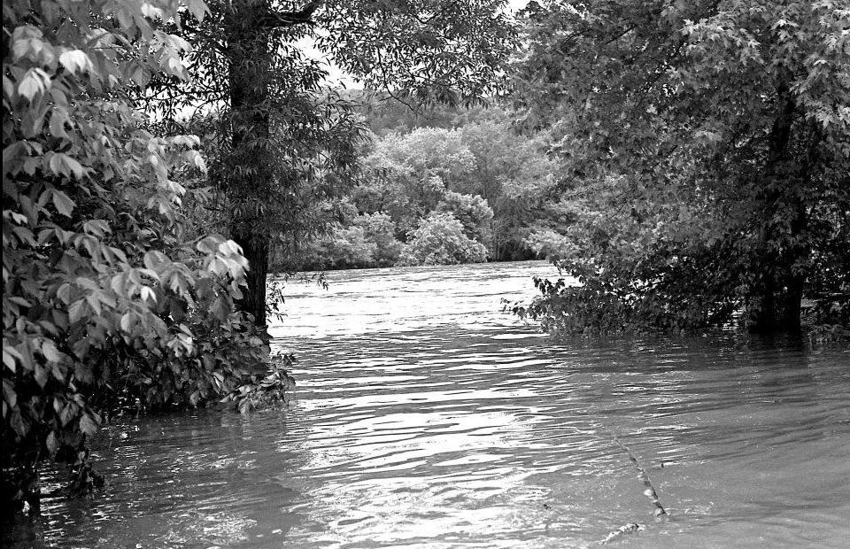 Hurricane Agnes - River - One.JPG
