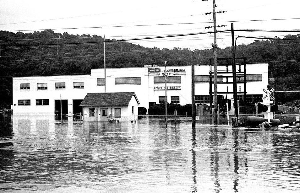 Hurricane Agnes - C and D Batteries - 1.JPG