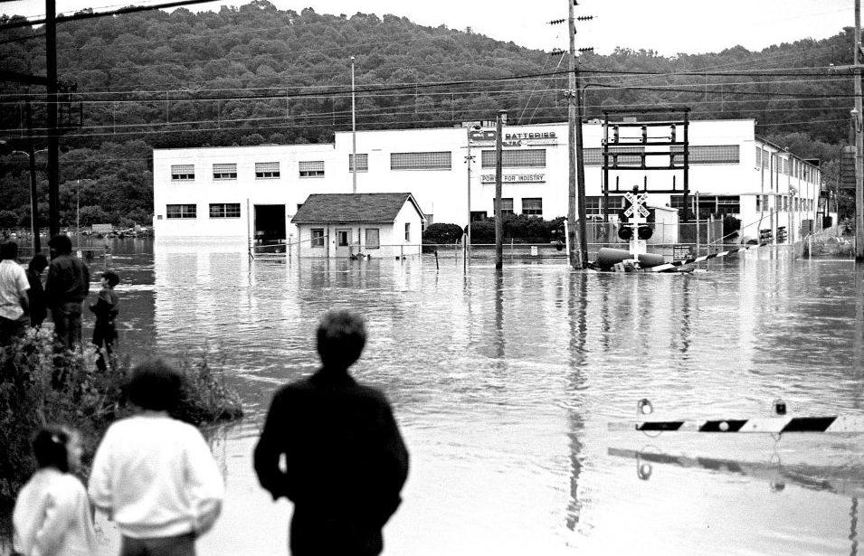 Hurricane Agnes - C and D Batteries - 2.JPG