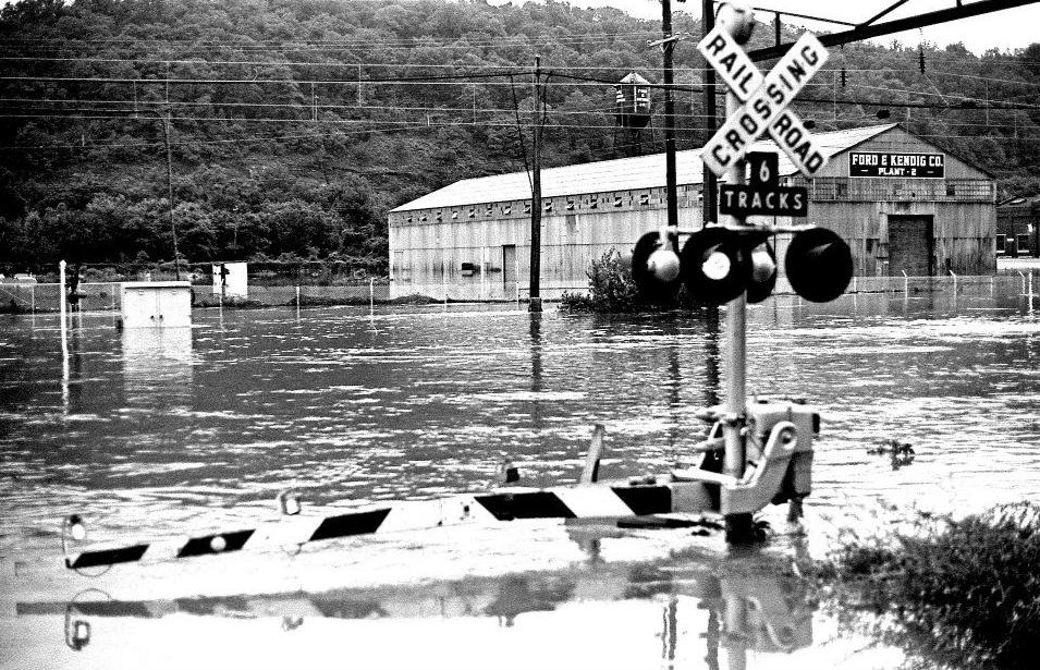 Hurricane Agnes - Ford and Kendig - 1.JPG