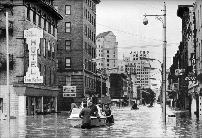 Wilkes Barre - Flood - Hurricane Agnes.JPG