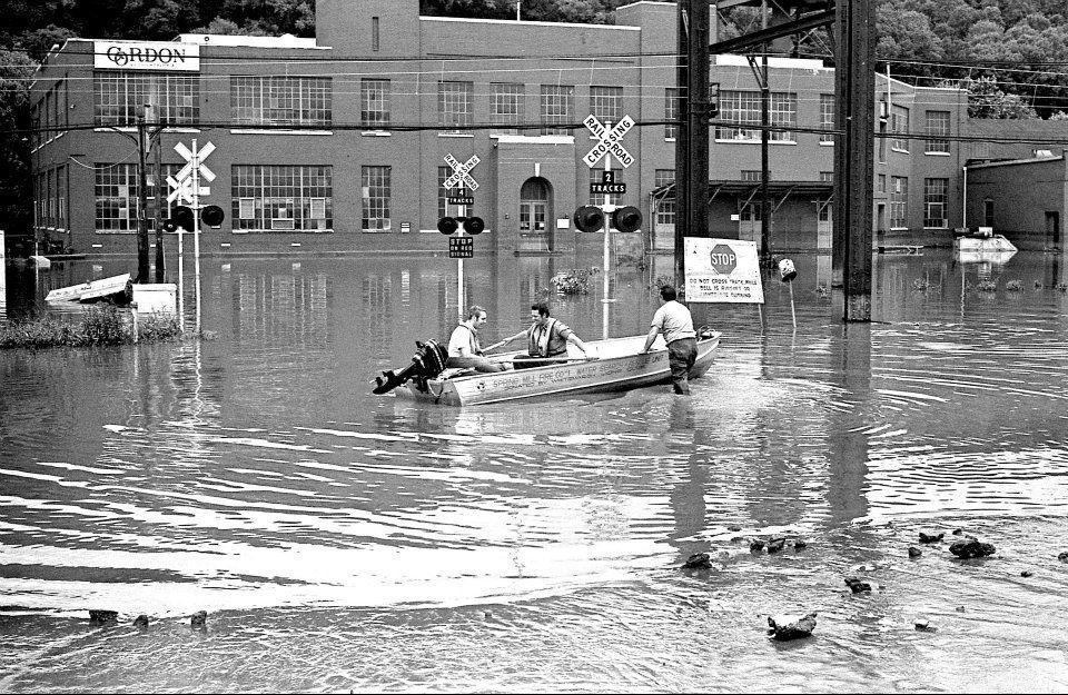 Hurricane Agnes - Boat - 1.JPG