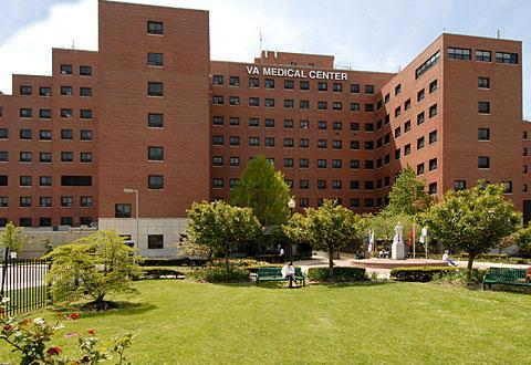 Veterans Affairs Hospital - Philadelphia.JPG