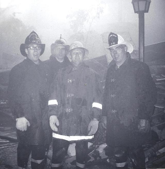 Plymouth Meeting Mall Fire - Part 4 - 4 Fire Fighters - Photo 2.JPG