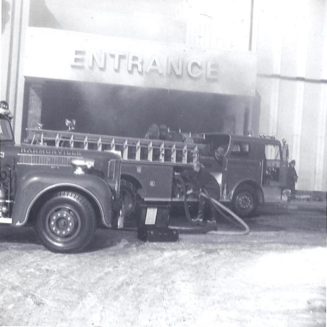 Plymouth Meeting Mall Fire - Part 4 - 2 Fire Trucks - Photo 3.JPG