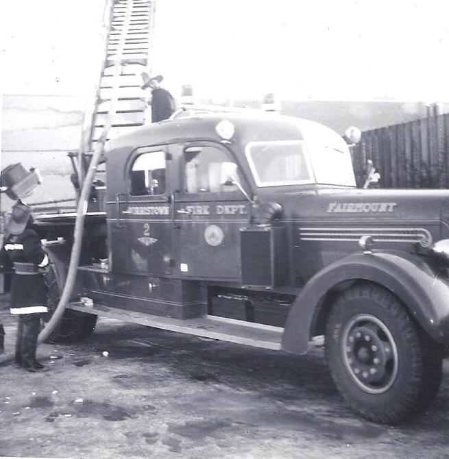 Plymouth Meeting Mall Fire - Part 4 - Norristown Fire Truck - Photo 4.JPG
