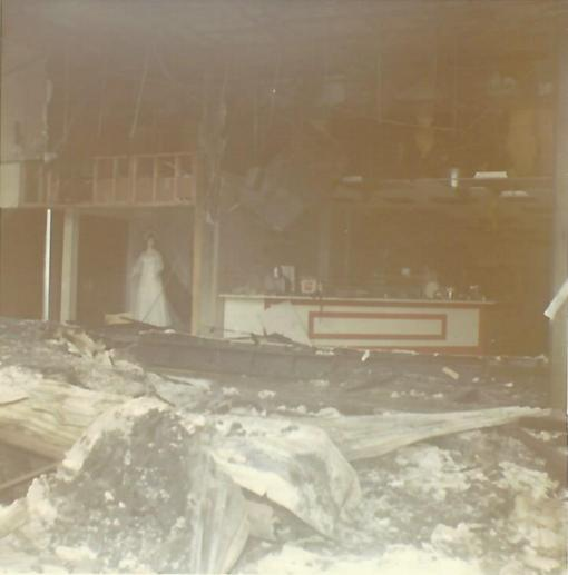 Plymouth Meeting Mall Fire - Plymouth Township - Aftermath - Part 6 - Photo Top.JPG