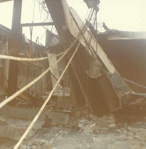 Plymouth Meeting Mall Fire - Plymouth Township - Aftermath - Part 6 - Photo 5.JPG