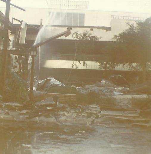 Plymouth Meeting Mall Fire - Plymouth Township - Aftermath - Part 6 - Photo 7.JPG
