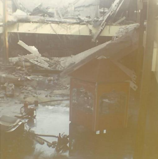 Plymouth Meeting Mall Fire - Plymouth Township - Aftermath - Part 6 - Photo 9.JPG