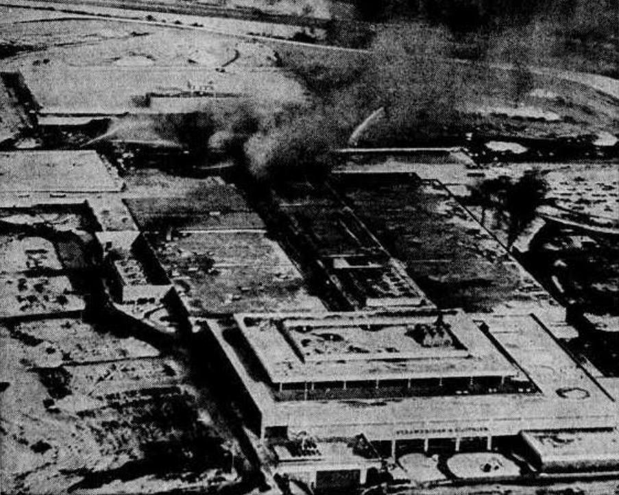 The Freedom Valley Chronicles: Plymouth Meeting Mall Fire Part Two
