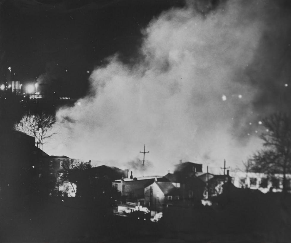 The Freedom Valley Chronicles: West Conshohocken Gas Explosions And Fires Part Two
