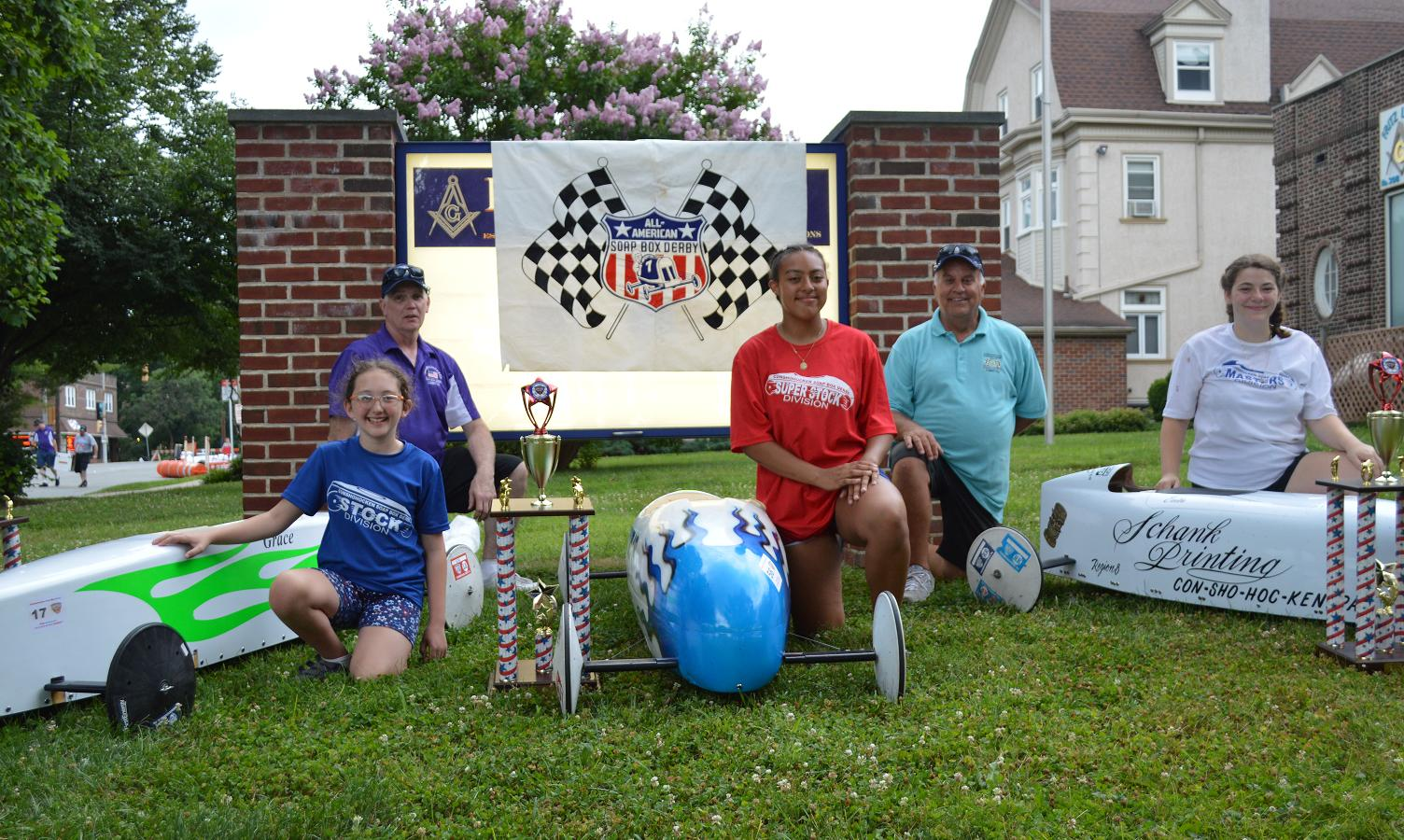 The Freedom Valley Chronicles: Soap Box Derby - Part Two