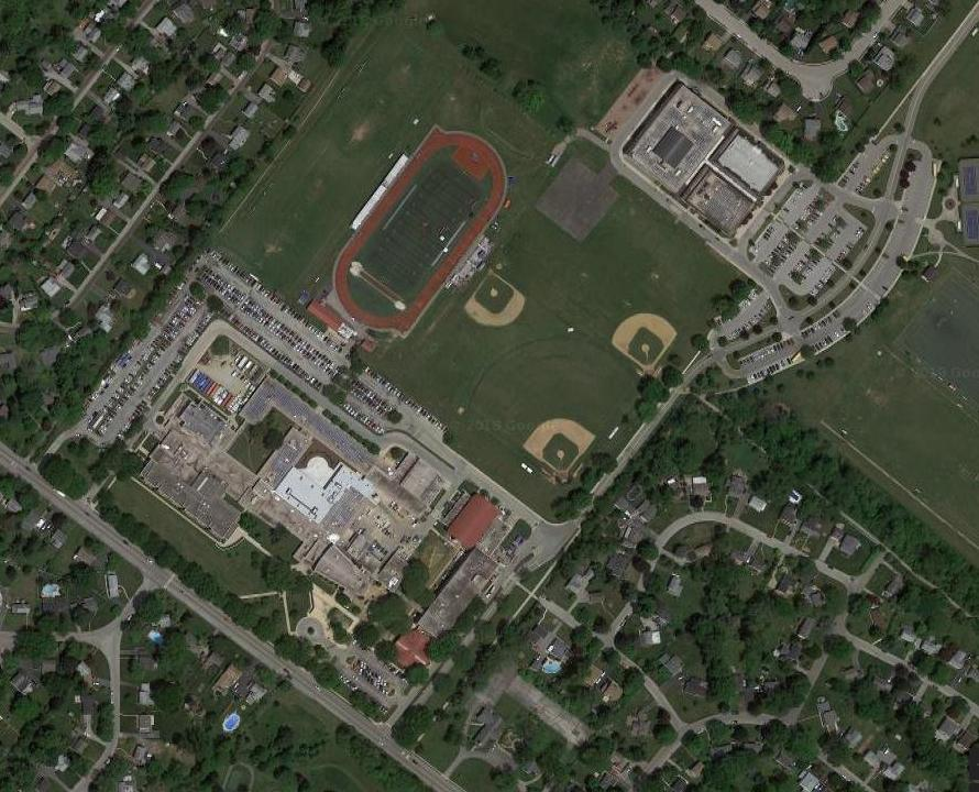 The Freedom Valley Chronicles: Colonial High School