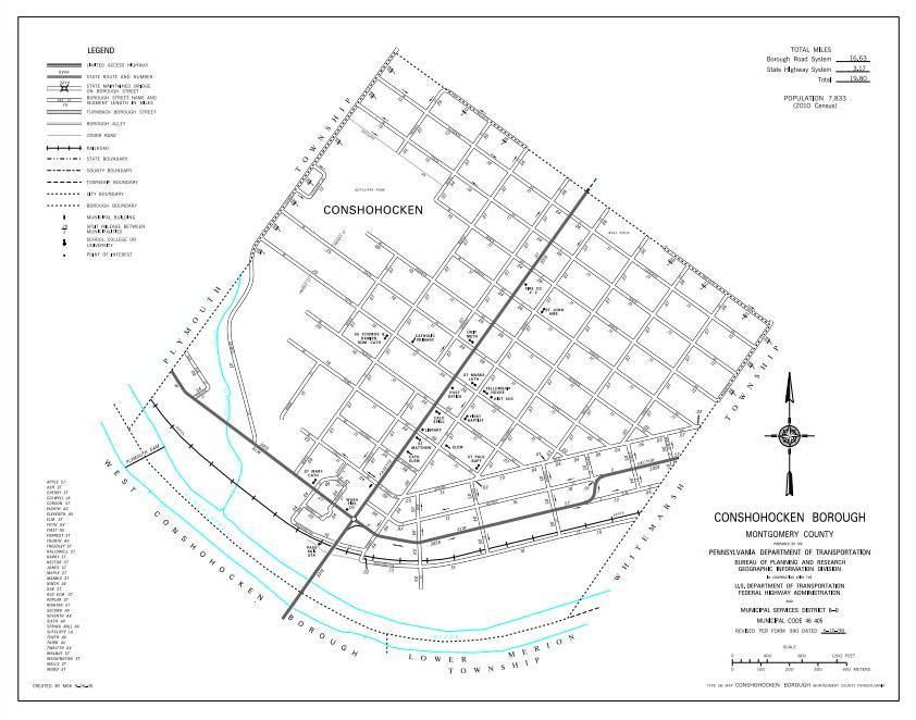 Conshohocken Borough Boundary Map - PennDOT.JPG