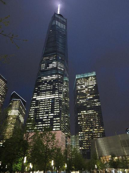 One World Trade Center - Nighttime - 50.JPG