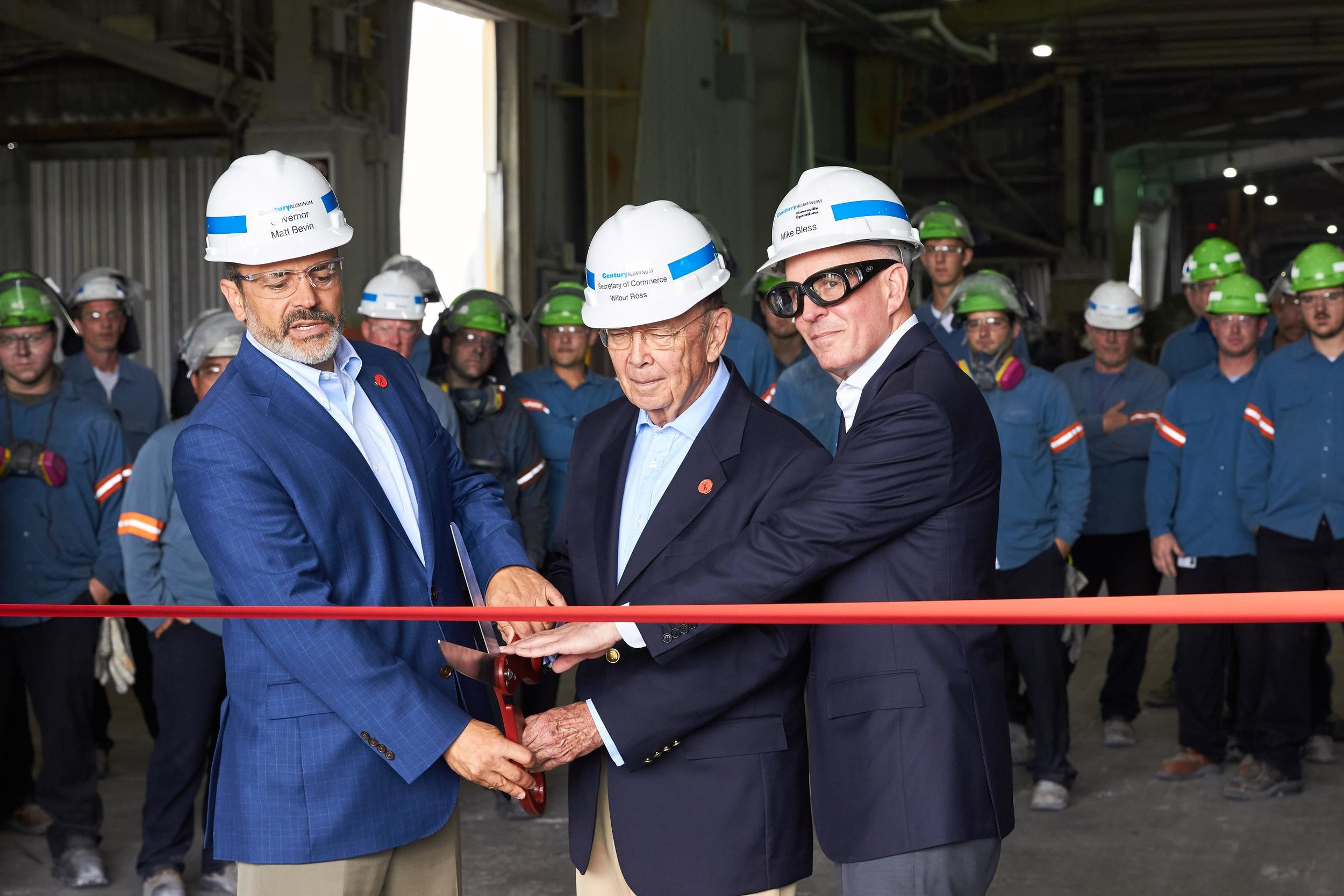 Century Aluminum - Ribbon Cutting.JPG