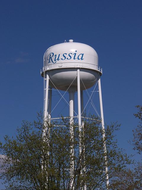 Russia Water Tower - Scottamus - Flickr.JPG