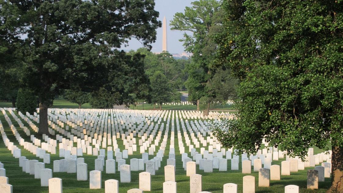 Arlington National Cemetery - Two.JPG