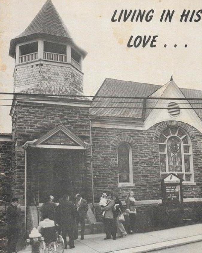 Balligomingo Baptist Church - Outside - Black and White Brochure.JPG