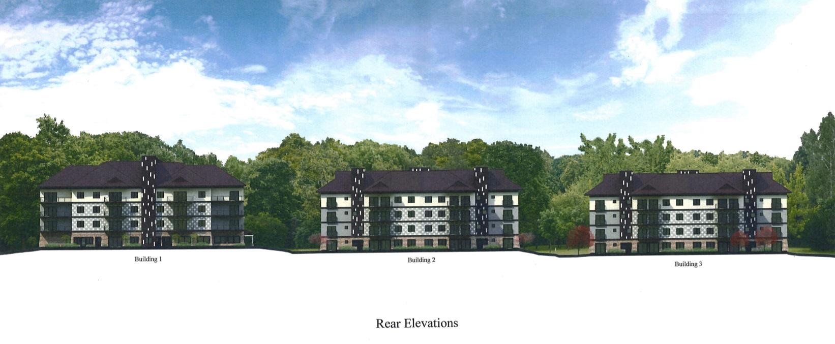 The Enclave At Kerlin Farm - Cheltenham - Rear Elevations.jpg