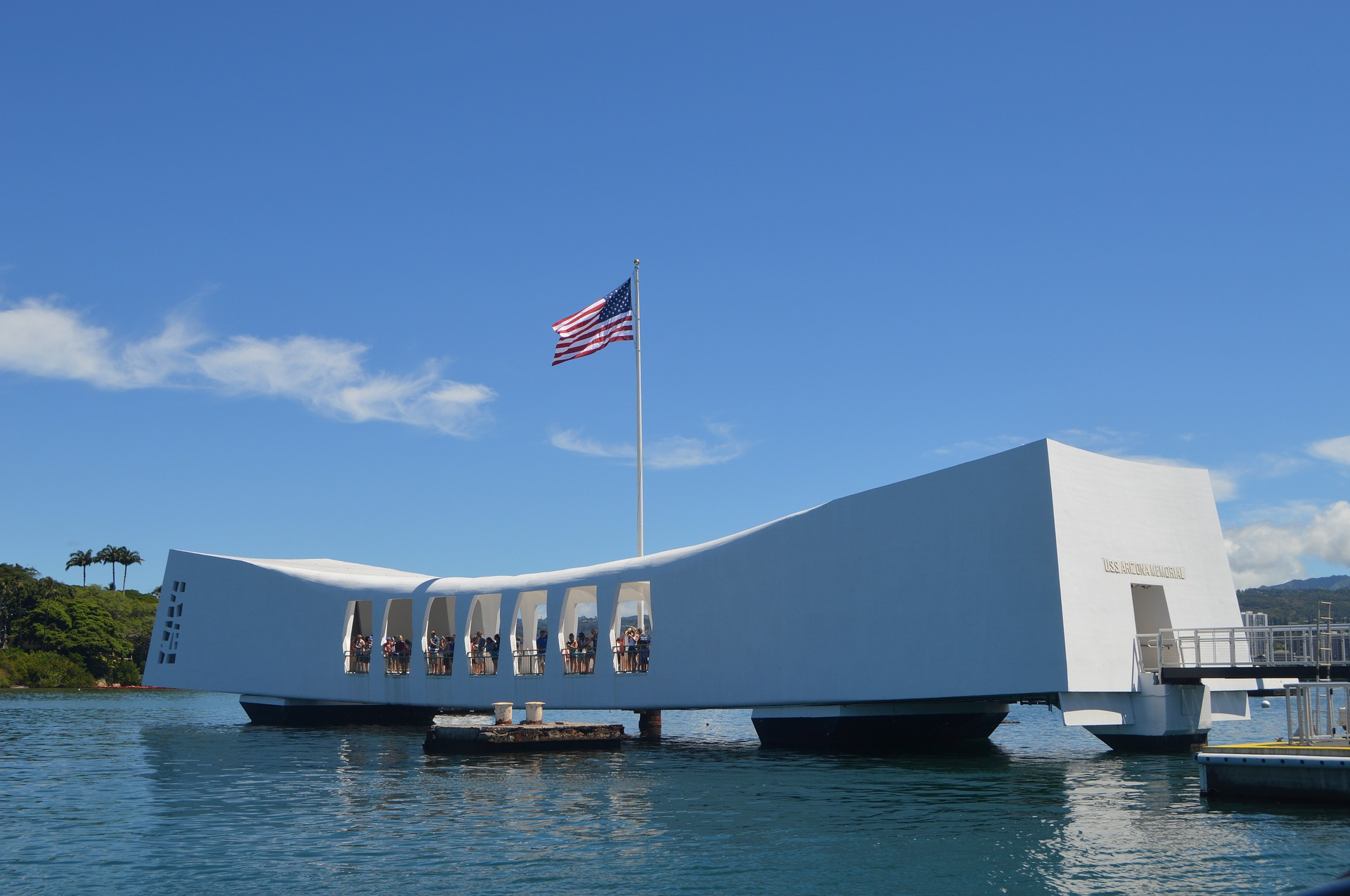 Pearl Harbor - Arizona Memorial.jpg