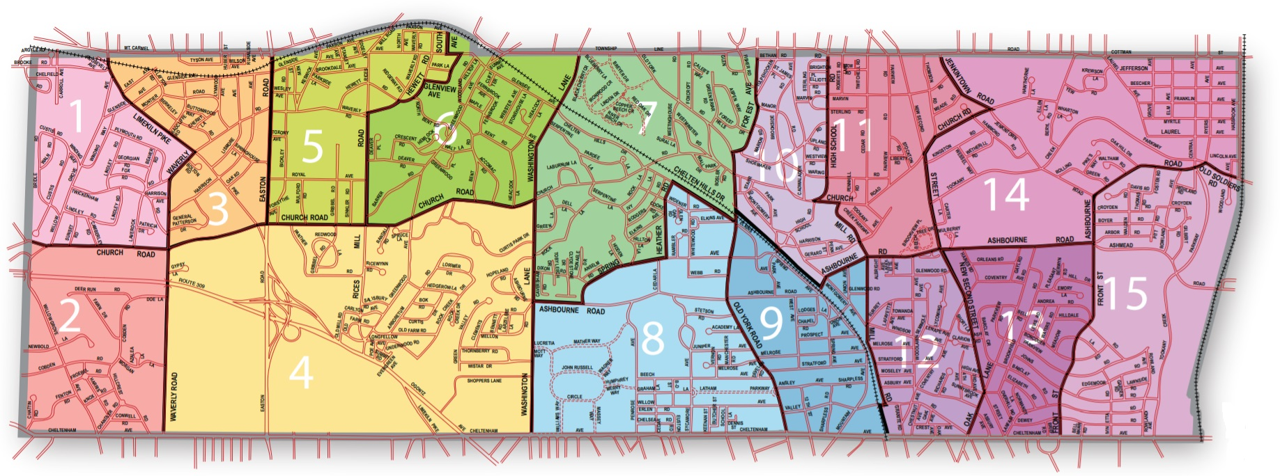 Cheltenham Township - Leaf Collection Map.jpg