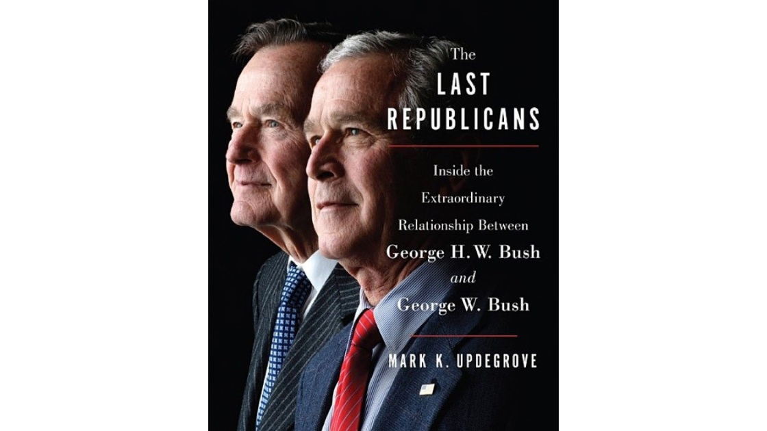Glenside Local: George H. W. Bush Book Author From Abington