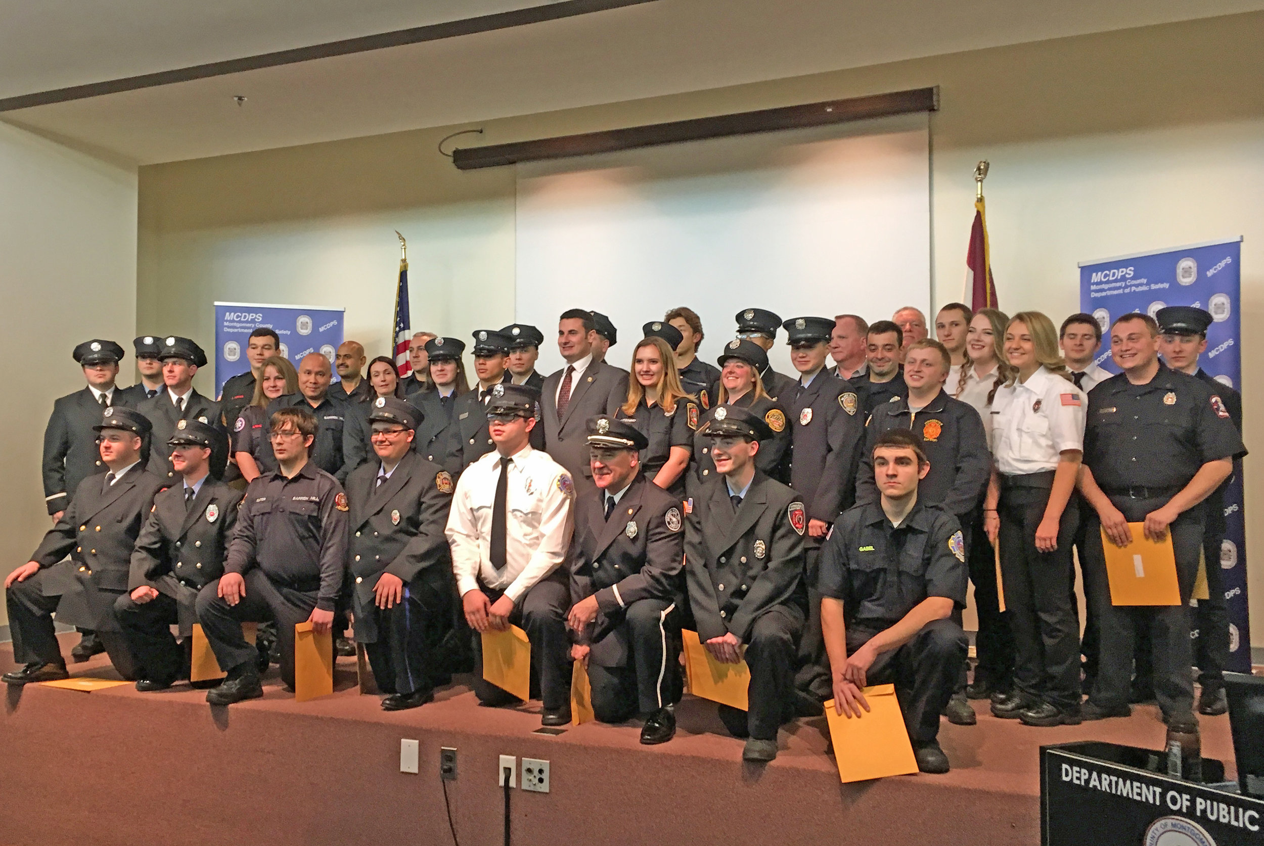 Glenside Local: Local Firefighters Graduate From Montgomery County Fire Academy