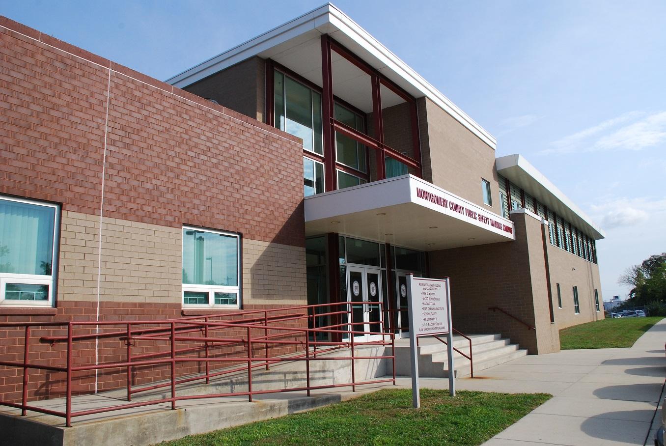Montgomery County Fire Academy - Exterior.jpg