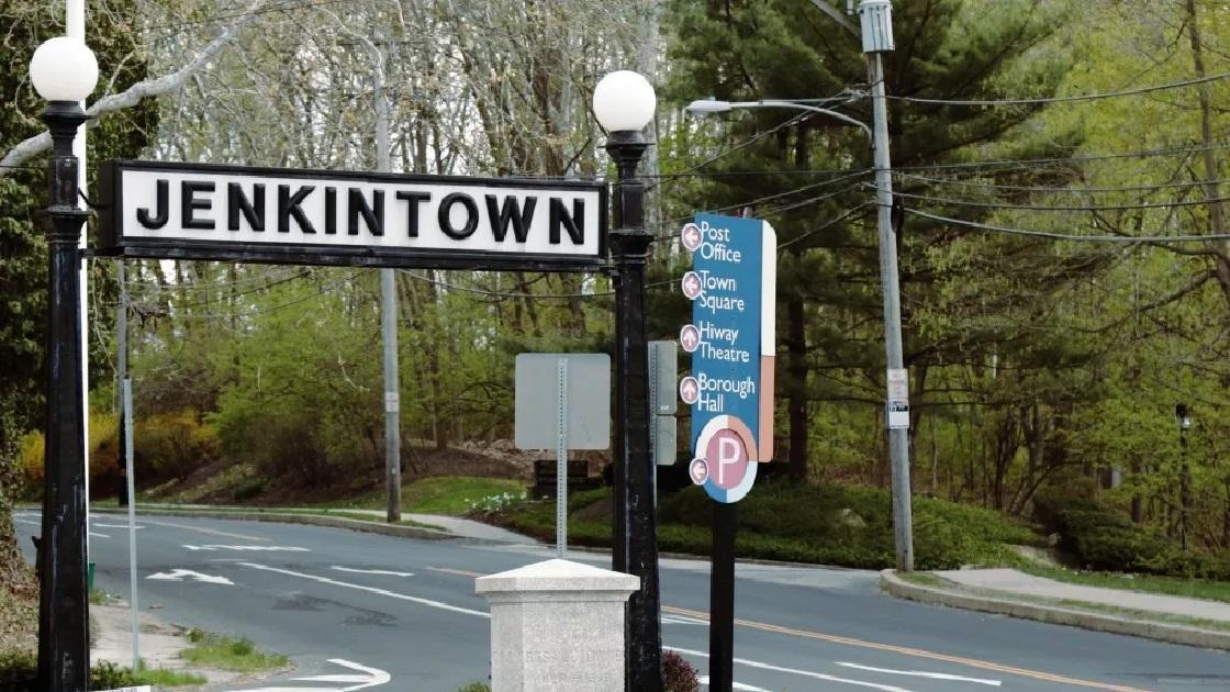 Glenside Local: Road Construction In Jenkintown
